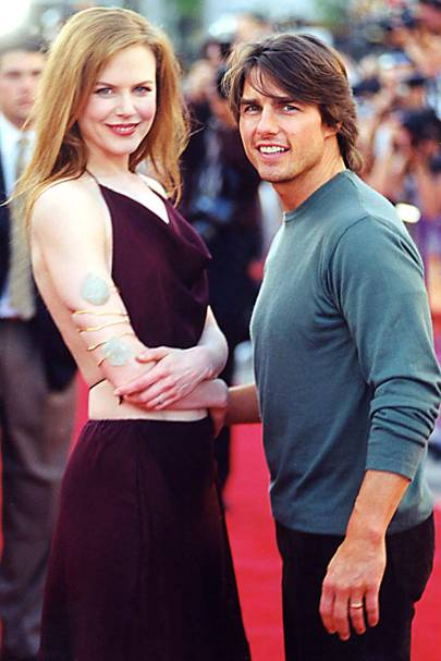 Tom Cruise and Nicole Kidman split