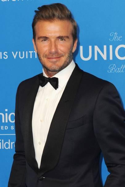 38. David Beckham