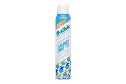 Batiste Dry Shampoo & Damage Control, £4.25