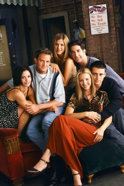 42. Friends 1994-2004