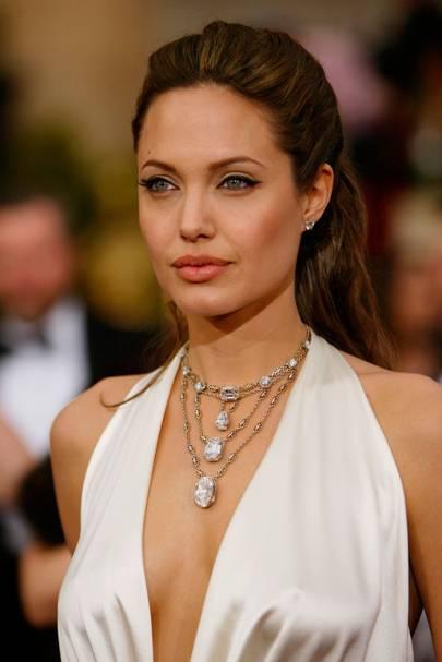 Angelina Jolie - Oscars 2004