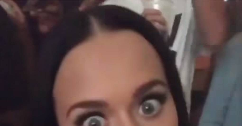 Katy Perry Throws Shade at Taylor at Kanye Concert ...
