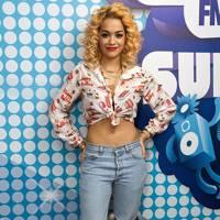 Rita Ora at Capital FM's Summertime Ball
