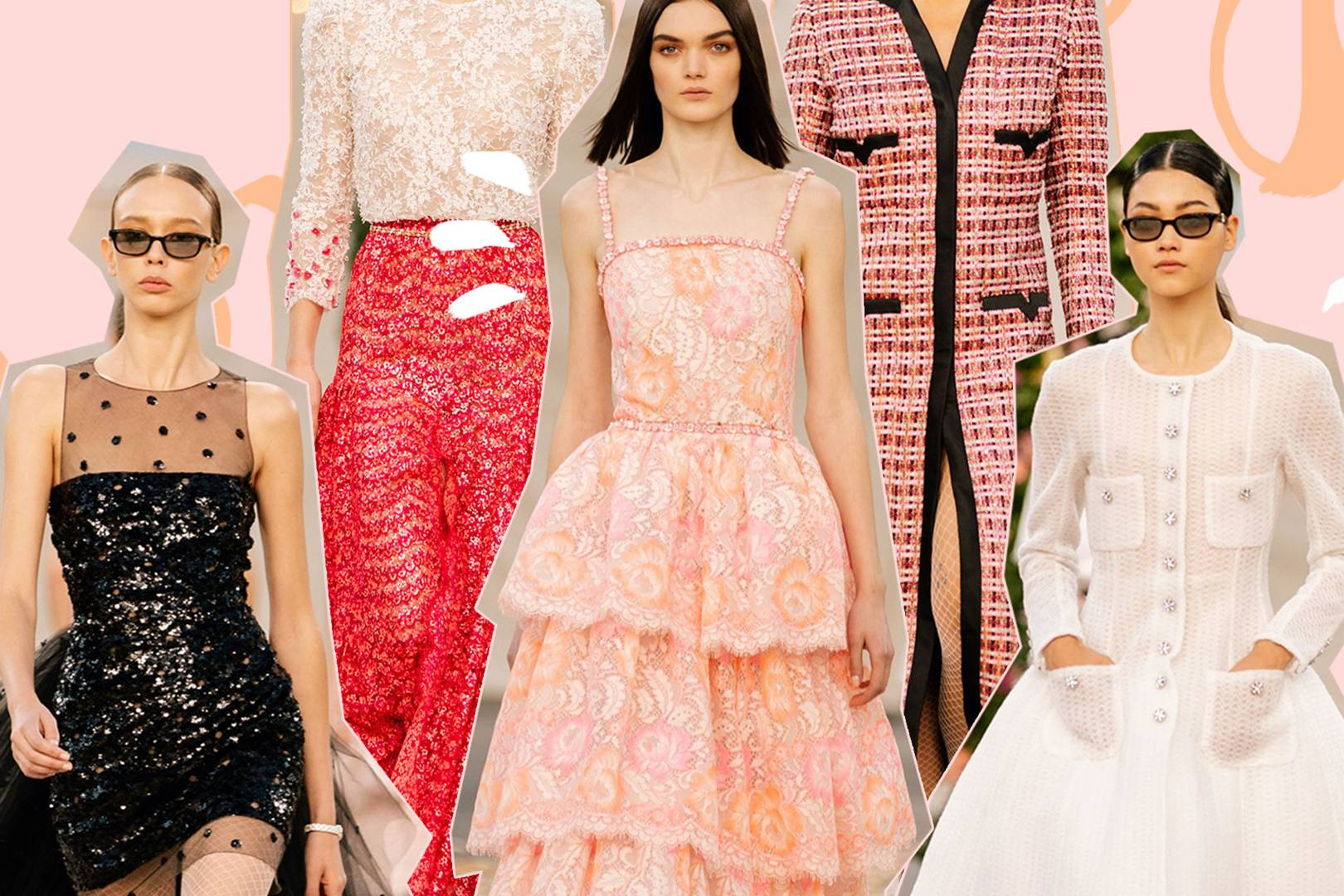 Why today's Chanel couture show in Paris is exactly the escapism we need right now