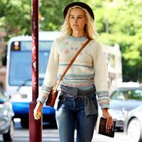 DO #9: Isabel Lucas on the street in Sydney, October