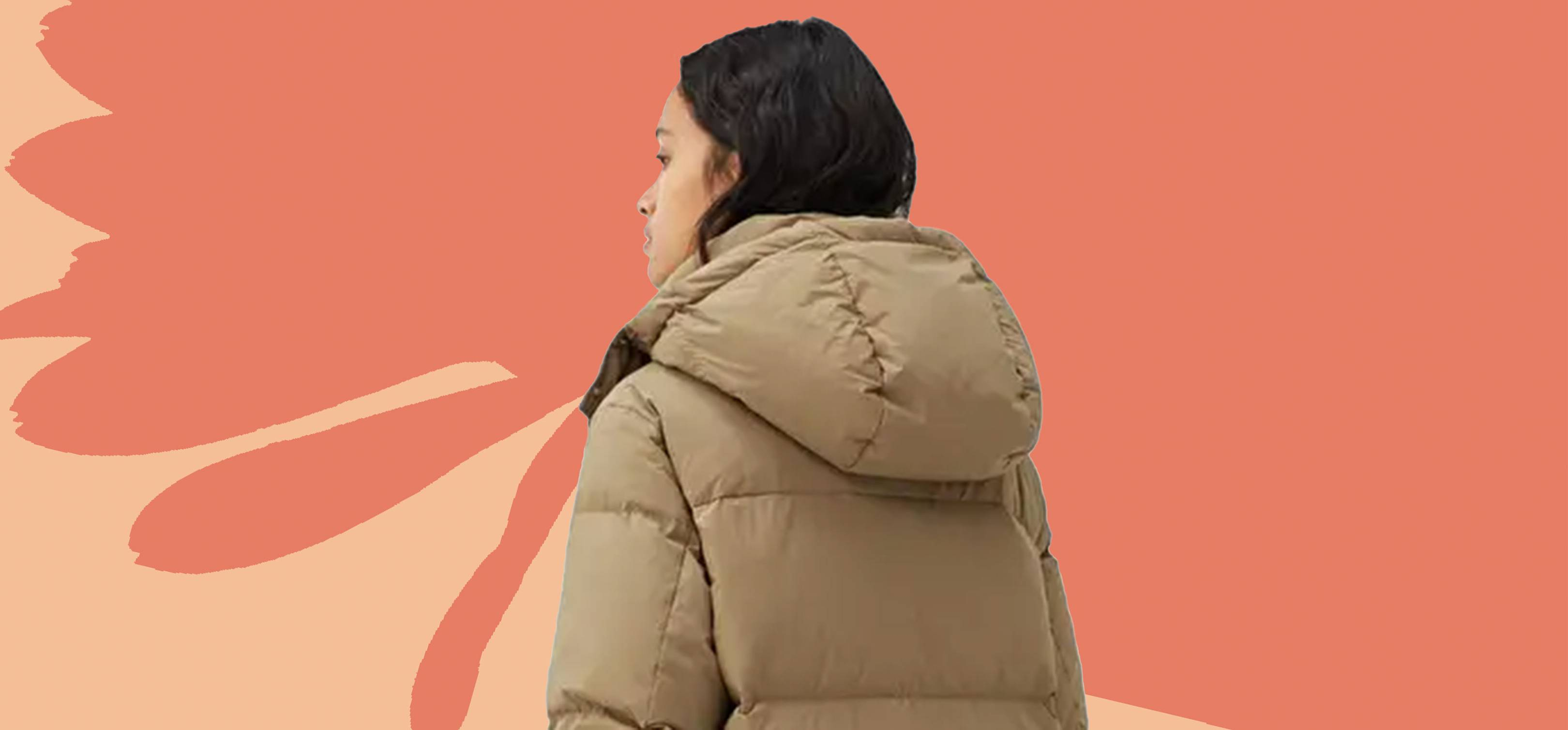 This Arket Puffa Coat Is The Most Wanted High Street Coat