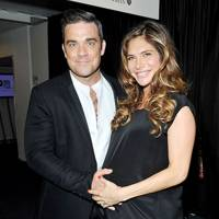 Robbie Williams & Ayda Field