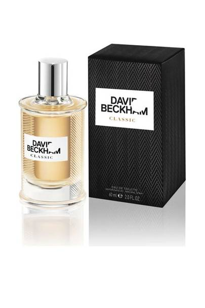David Beckham Classic, The Fragrance