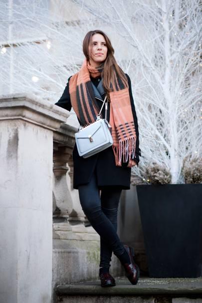 Farah Saffari, Fashion Studio Assistant