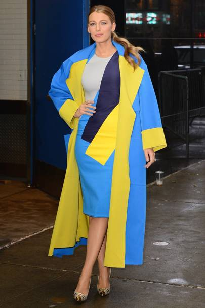 Best Dressed Woman: Blake Lively