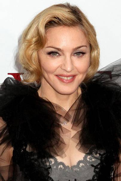 Celebrity Beauty Hair Madonna S Changing Look Throughout The