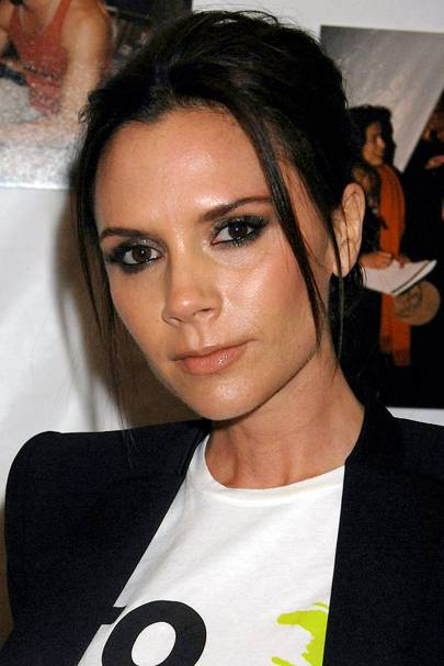 Victoria Beckham's hair; colours, bob, lob and extensions ...