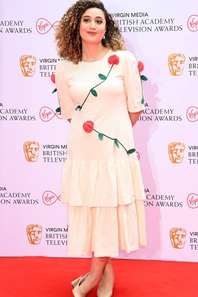 BAFTA TV Red Carpet: Rose Matafeo