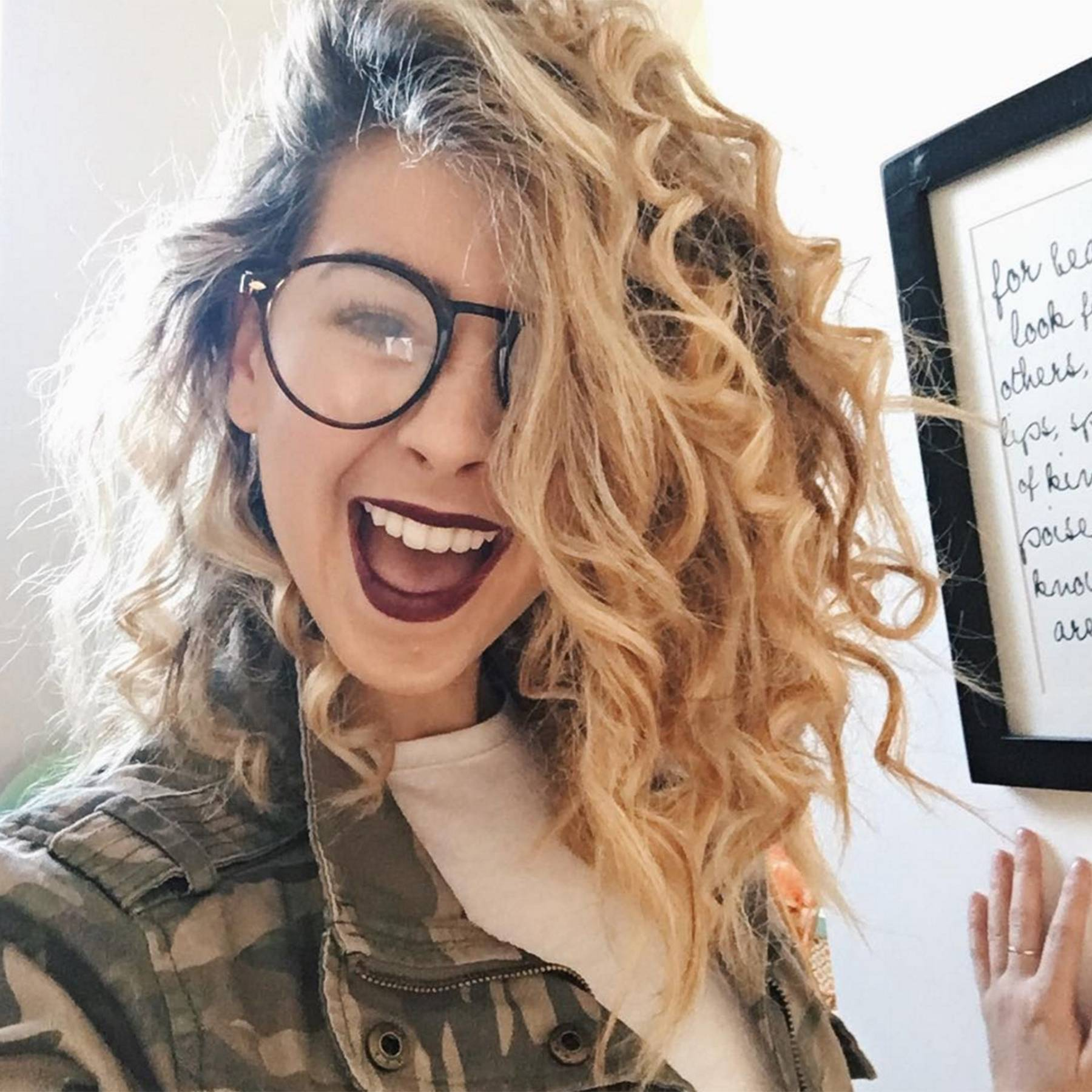 Zoella Hair Beauty Hairstyles Short Long Curly - Hairstyles for short hair zoella