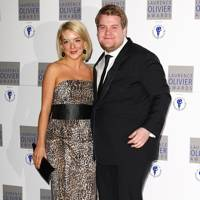 James used to date Sheridan Smith