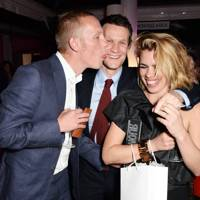 Laurence Fox, Matt Smith & Billie Piper