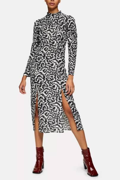 Best printed dress on sale