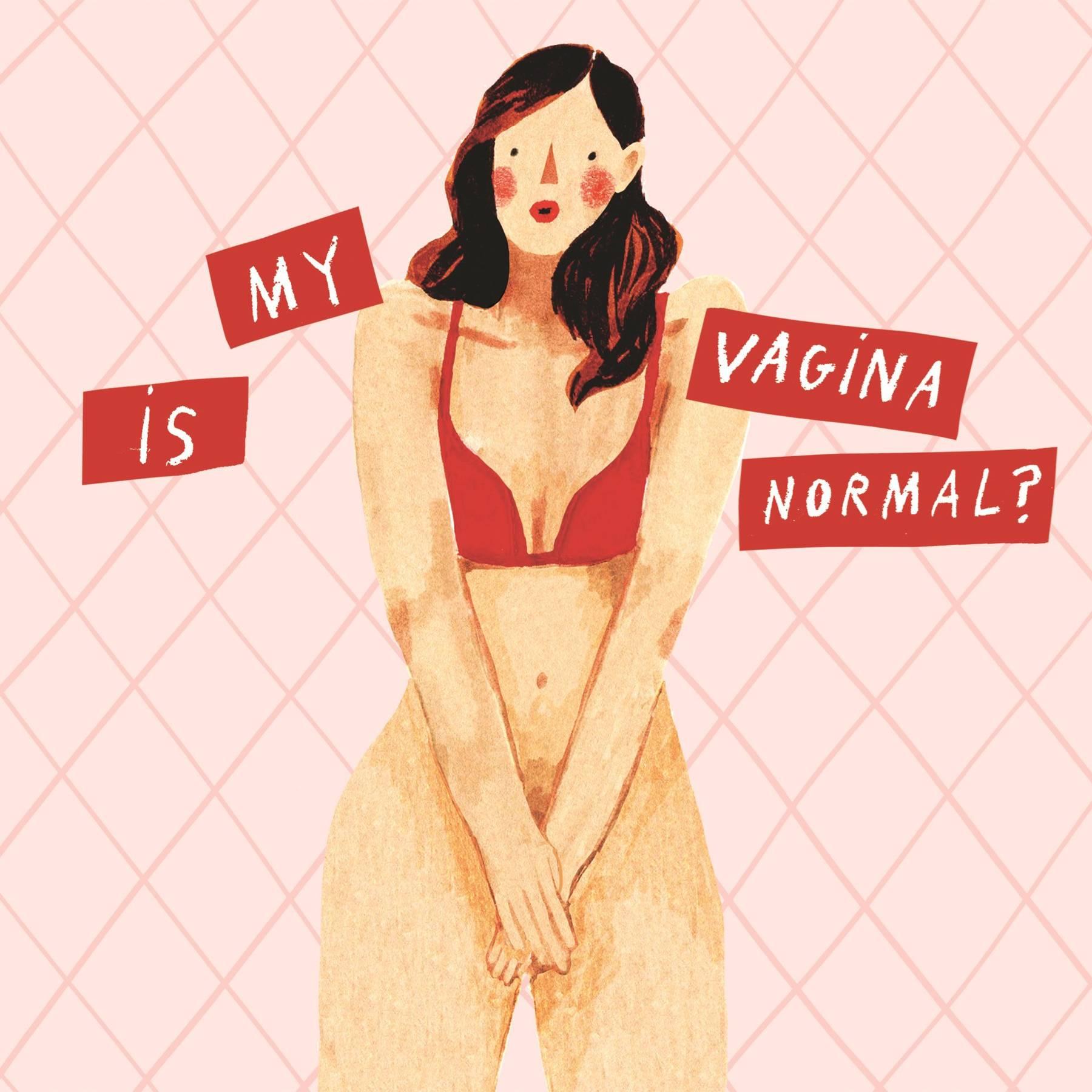 Girls health vagina