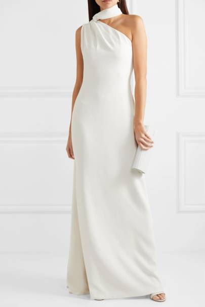 ONE-SHOULDER DRESS?