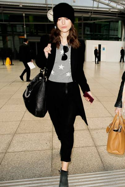 Off Duty: Keira Knightley