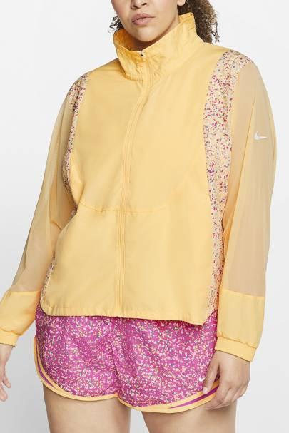 Best running jacket with sustainable fabrics