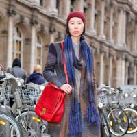 Kim An, Fashion Editor, Paris