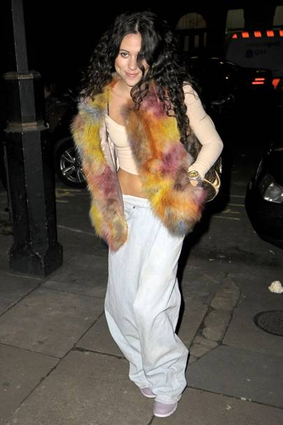 DON'T #18: Eliza Doolittle at the Claire's for Unicef launch in London, November