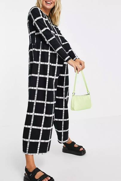 Best Maternity Overalls - The Patterned Pick
