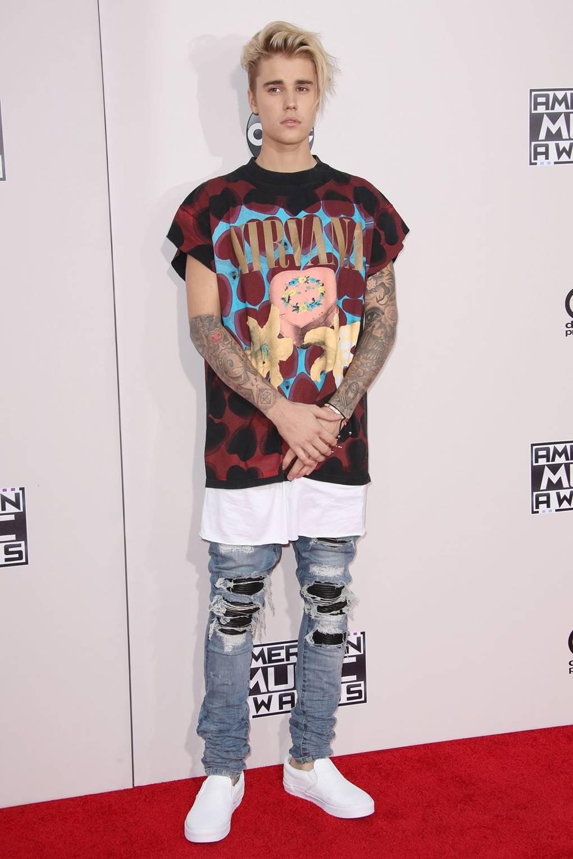 Justin Bieber Dick Exposed