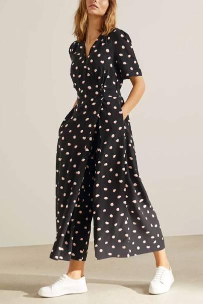 Best Wedding Guest Jumpsuits - Polka Dot