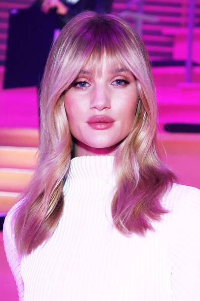 Rosie Huntington Whiteley Top Makeup And Hair Moments
