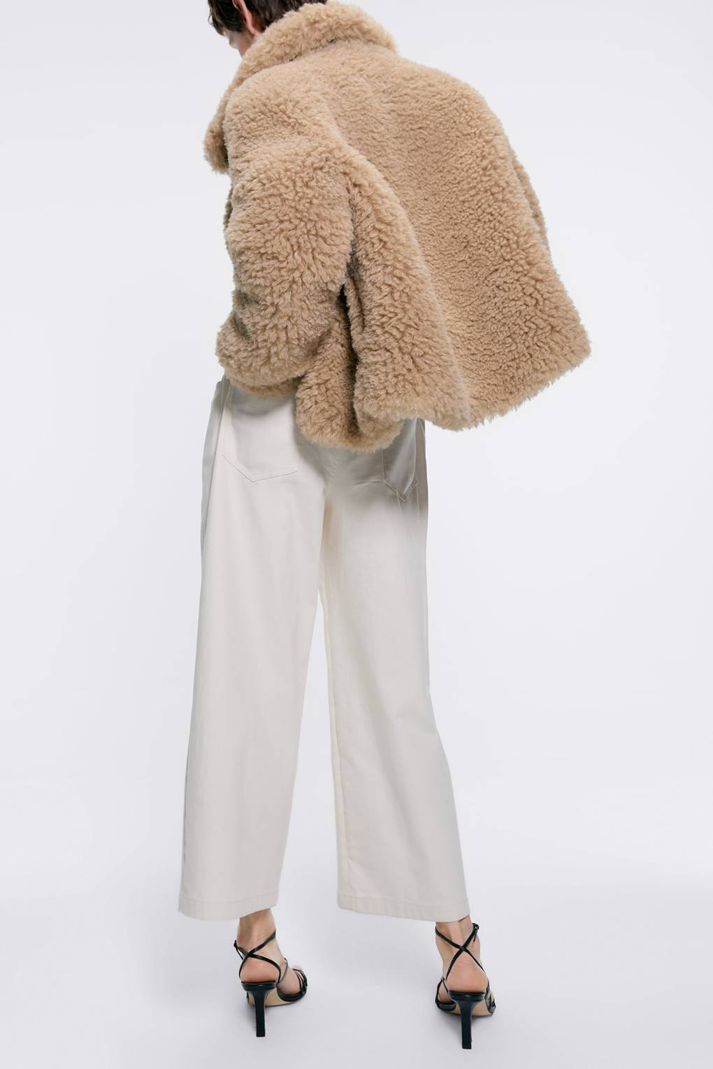 This Topshop Teddy Coat Will Be The