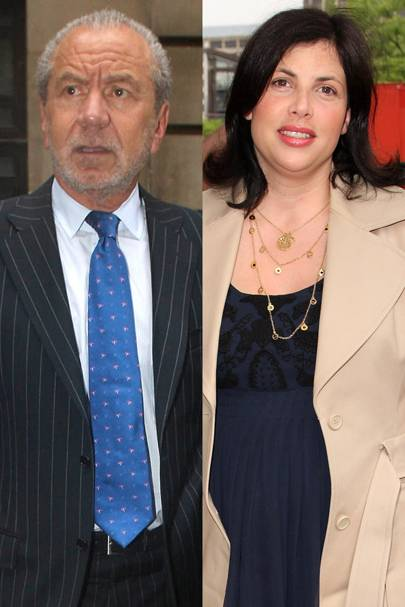 Alan Sugar vs. Kirstie Allsopp