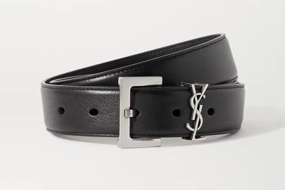 Best designer belts: Saint Laurent