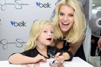 Jessica Simpson & Maxwell Johnson