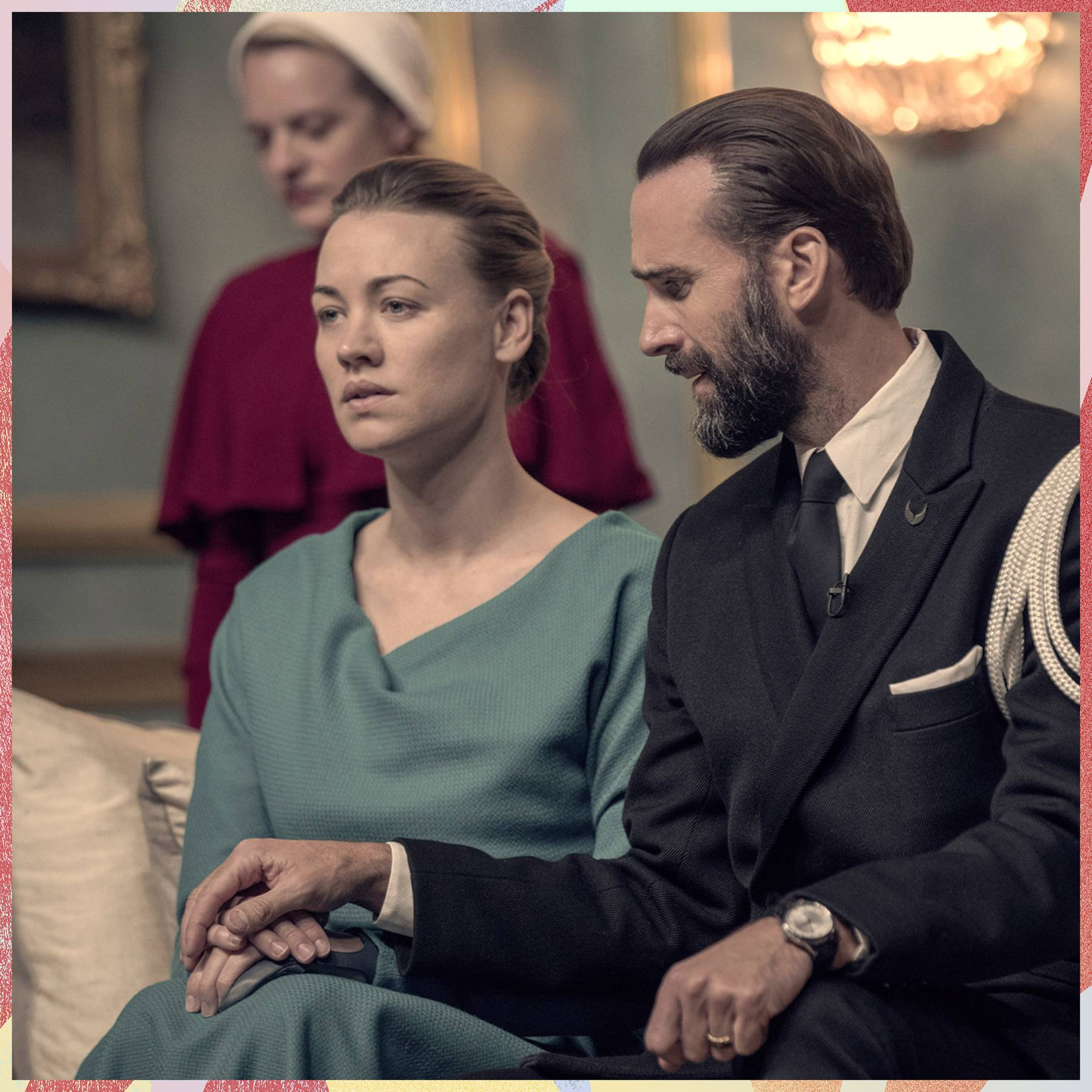 Here's what finally happens to Offred in The Handmaid's Tale...