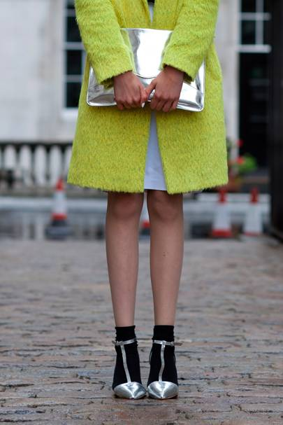 Maddy Killick, Fashion Student and Blogger