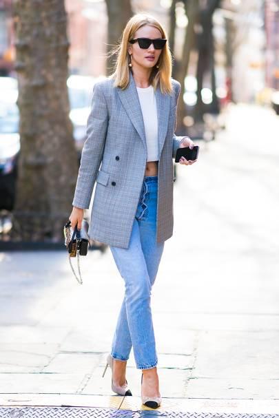 Rosie Huntington Whiteley Latest News Pictures Glamour Uk