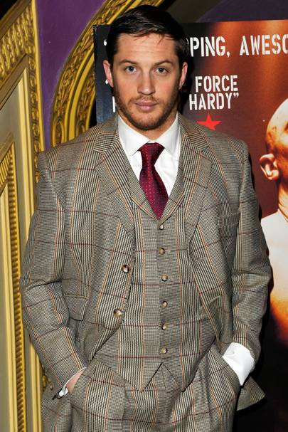 No 47: Tom Hardy