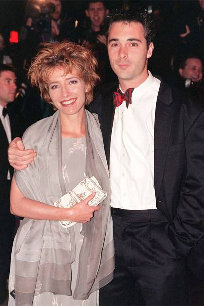 Emma Thompson & Greg Wise