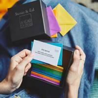 Personalised wedding gift ideas