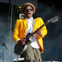 Labrinth performs at Camp Bestival 2012