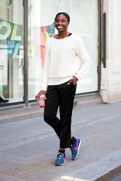 Nike Forrest, Freelance Stylist