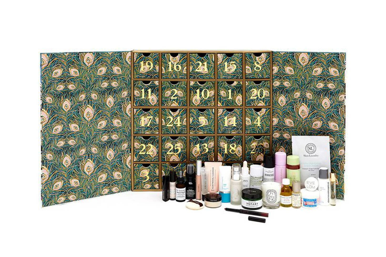 Best Beauty Advent Calendar 2018 The Christmas Makeup Collections Glamour Uk