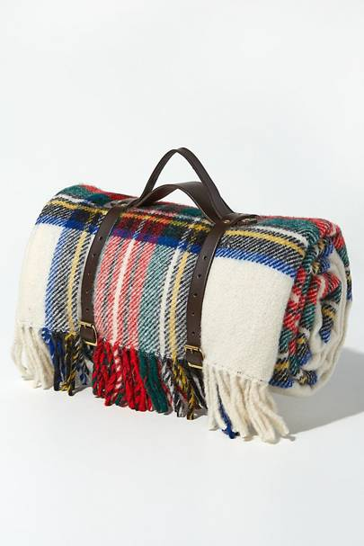 The woolen picnic rug