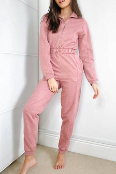 Best pink jumpsuit