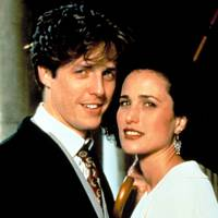 Andie McDowell -  Four Weddings And A Funeral