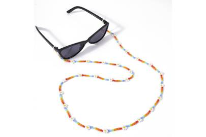 Best Sunglasses Chains - Beaded Flowers