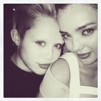 Miley Cyrus & Miranda Kerr