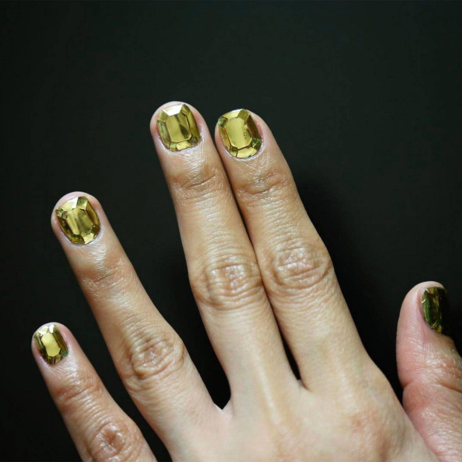 Korean Nail Art Nail Designs Pictures From Instagram Glamour Uk